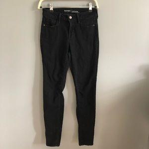 Black Skinny Jeans Old Navy